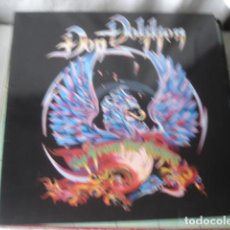 Discos de vinilo: DON DOKKEN UP FROM THE ASHES. Lote 194687792
