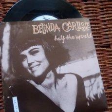 Discos de vinilo: SINGLE ( VINILO) DE BELINDA CARLISLE AÑOS 90. Lote 194687993