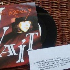 Discos de vinilo: SINGLE ( VINILO) DE MAGGIE REILLY AÑOS 90. Lote 194688216