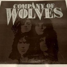 Discos de vinilo: COMPANY OF WOLVES -COMPANY OF WOLVES- (1990) LP DISCO VINILO. Lote 194689073