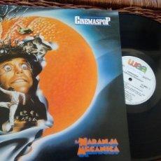 Discos de vinilo: LP ( VINILO) DE CINEMASPOP AÑOS 80. Lote 194691560