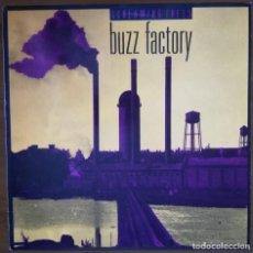 Discos de vinilo: SCREAMING TREES - BUZZ FACTORY LP 1989 PRIMERA EDICION USA SST. Lote 194692583