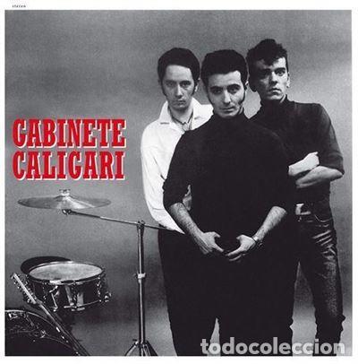 GABINETE CALIGARI CUATRO ROSAS - LP SINGLE VINILO 10 PULGADAS + CD RARO NUEVO Y PRECINTADO (Música - Discos de Vinilo - EPs - Grupos Españoles de los 90 a la actualidad)