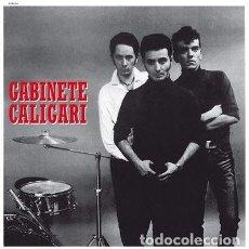 Discos de vinilo: GABINETE CALIGARI CUATRO ROSAS - LP SINGLE VINILO 10 PULGADAS + CD RARO NUEVO Y PRECINTADO. Lote 194695426