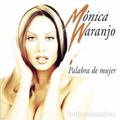 MÓNICA NARANJO PALABRA DE MUJER - LP VINILO NUEVO Y PRECINTADO (Música - Discos de Vinilo - EPs - Grupos Españoles de los 90 a la actualidad)