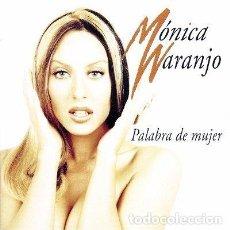 Discos de vinilo: MÓNICA NARANJO PALABRA DE MUJER - LP VINILO NUEVO Y PRECINTADO . Lote 194695555