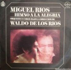 Discos de vinilo: MIGUEL RÍOS. EP. SELLO HISPAVOX / GAMMA. EDITADO EN MÉXICO.. Lote 194695613