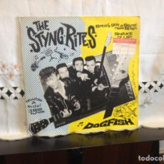 Discos de vinilo: THE STYNG RITES* ‎– BABY'S GOT A BRAND NEW BRAIN / EP 7' UK 1985 SNAFFLE RECORDS. Lote 194696080
