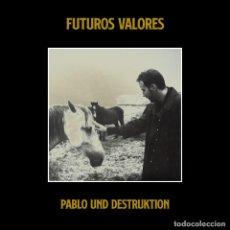 Discos de vinilo: LP PABLO UND DESTRUKTION FUTUROS VALORES VINILO NACHO VEGAS ASTURIAS. Lote 194701161