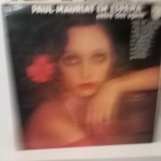 Discos de vinilo: PAUL MAURIAT EN ESPAÑA ENTRE DOS AGUAS. Lote 194702328
