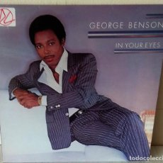 Discos de vinilo: GEORGE BENSON - IN YOUR EYES W B - 1983. Lote 194703150