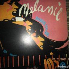Discos de vinilo: MELANIE - BORN TO BE LP - EDICION INGLESA - BUDDAH RECORDS 1968 - GATEFOLD COVER . Lote 194703272