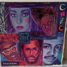 Discos de vinilo: CHIC - BELIEVER ATLANTIC - 1983 . Lote 194703951