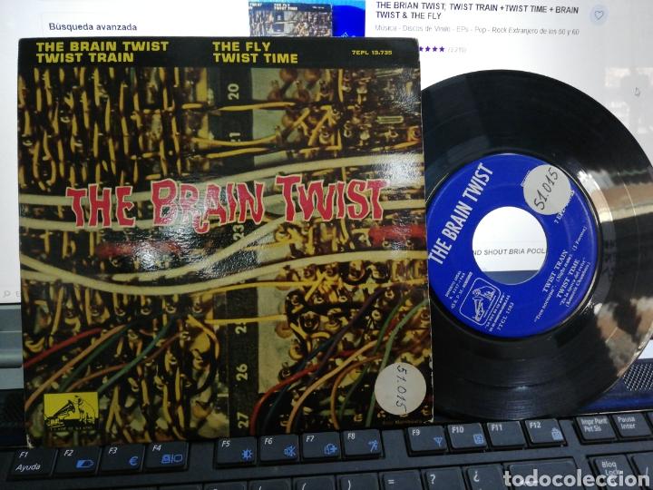 THE BRIAN TWIST EP ESPAÑA 1962 (Música - Discos de Vinilo - EPs - Pop - Rock Extranjero de los 50 y 60)