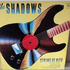 Discos de vinilo: THE SHADOWS - STRING OF HITS REFLEJO - 1979. Lote 194705993