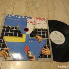 Discos de vinilo: AVIADOR DRO SELECTOR DE FRECUENCIAS-MAXI 12*-DRO-1982. Lote 194706503