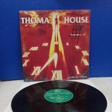 Discos de vinilo: MAXI SINGLE DISCO VINILO THOMA HOUSE SOUND P. Lote 194707625
