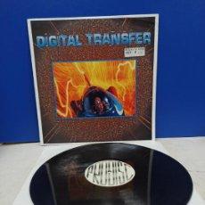 Discos de vinilo: MAXI SINGLE DISCO VINILO DIGITAL TRANSFER WICKED TUNED. Lote 194708540