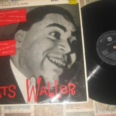 Discos de vinilo: FATS WALLER HANDFUL OF KEYS MONO (RCA-1960) ORIGINAL INGLES. Lote 194708603