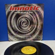 Discos de vinilo: MAXI SINGLE DISCO VINILO IMNOTIC IMNOTIC. Lote 194708776