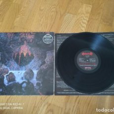 Discos de vinilo: VINILO ENTOMBED – CLANDESTINE. ORIGINAL EDICIÓN LIMITADA 1992.. Lote 194709641