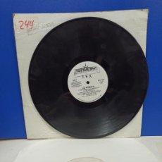 Discos de vinilo: MAXI SINGLE DISCO VINILO T.F.X TFX DEEP INSIDE US REMIXES. Lote 194709878