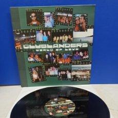 Discos de vinilo: MAXI SINGLE DISCO VINILO CLUBLANDERS WORLD OF LOVE. Lote 194710123