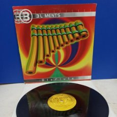 Discos de vinilo: MAXI SINGLE DISCO VINILO 3 L MENTS DIS FLUTE. Lote 194710746