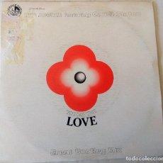 Discos de vinilo: THE SOURCE FEAT. CANDI STATON - YOU GOT THE LOVE BLANCO Y NEGRO PROMOCIONAL - 1991. Lote 194711162