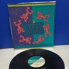 Discos de vinilo: MAXI SINGLE DISCO VINILO DEPODER MAKINETA. Lote 194711328