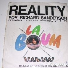 Discos de vinilo: REALITY FOR RICHARD SANDERSON. Lote 194711697