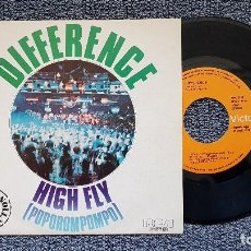 Discos de vinilo: DIFFERENCE - HIGH FLY / SHAKE THAT GROVY THING. EDITADO POR RCA. AÑO 1.979. Lote 194712985
