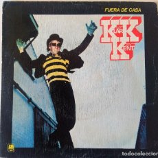 Discos de vinilo: KLARK KENT - FUERA DE CASA AM PROMOCIONAL - 1980. Lote 194713601