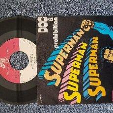 Discos de vinilo: DOC & PROHIBITION - SUPERMAN / NOTHING IS CHANGED. EDITADO POR RCA. AÑO 1.972. Lote 194713726