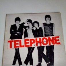 Discos de vinilo: LP THELEPHONE. Lote 194714096
