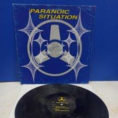 Discos de vinilo: MAXI SINGLE DISCO VINILO PARANOIC SITUATION. Lote 194714238