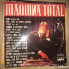 Discos de vinilo: MÁQUINA TOTAL 7 (2LPS). Lote 194714601