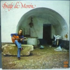Discos de vinilo: DIEGO DE MORON // 1977 // TRIANA / GRANADA / PORTADA DOBLE //(VG VG). LP. Lote 194714757