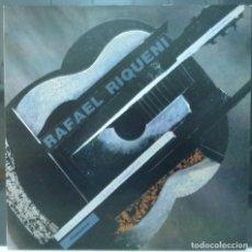 Discos de vinilo: RAFAEL RIQUENI // 1988 // (VG VG). LP. Lote 194714918