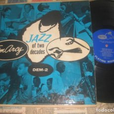 Discos de vinilo: JAZZ OF TWO DECADES LP CLIFFORD BROWN MAX ROACH ( EMARCY-1958) OG USA. Lote 194715258