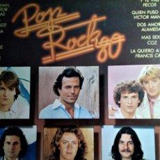 Discos de vinilo: POP ROGH 80. Lote 194715437