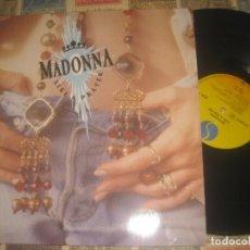 Discos de vinilo: MADONNA - LIKE A PRAYER - (SIRE 1989 -) DOBLE CARPETA OG ALEMANIA PEDIDO MINIMO 10 EUROS. Lote 194716291