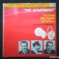 Discos de vinilo: ADOLPH DEUTSCH - THE APARTMENT. Lote 194716336