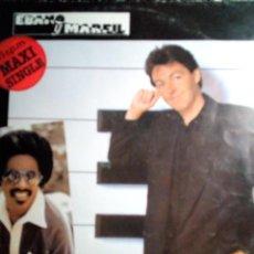 Discos de vinilo: LP EBANO Y MARFIL . Lote 194717245