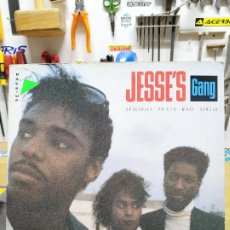 Discos de vinilo: JESSE´S GANG BACK UP. Lote 194719876