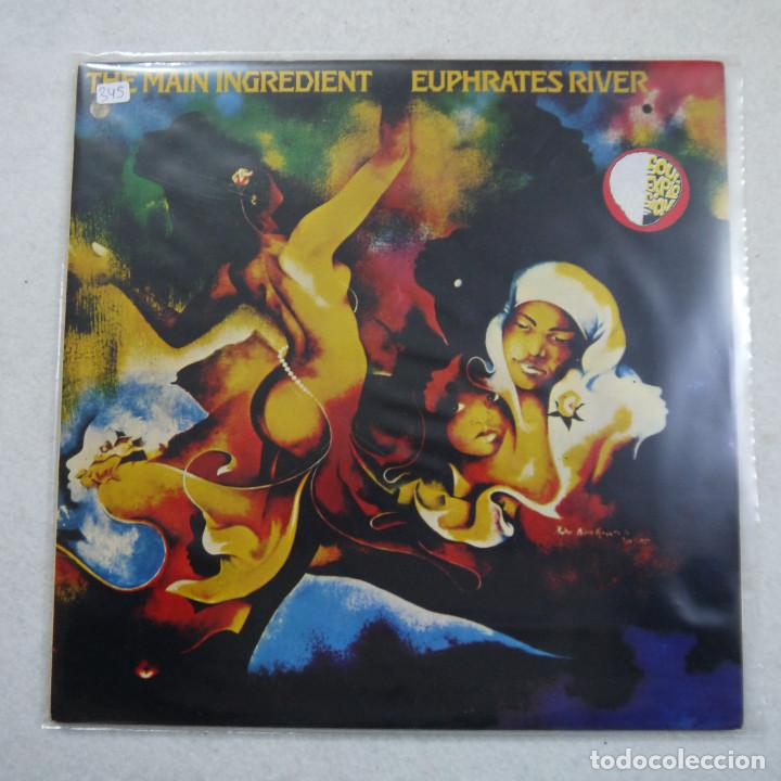 Discos de vinilo: THE MAIN INGREDIENT - EUPHRATES RIVER - LP 1975 - Foto 1 - 194721113