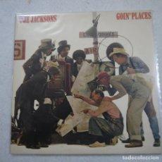 Discos de vinilo: THE JACKSONS - GOIN' PLACES - LP 1985 . Lote 194721183