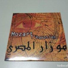 Discos de vinilo: 0220-MOZART EGYPTIEN 3 TRACKS CD PROMO NUEVO PRECINTADO LIQUIDACIÓN. Lote 194721503