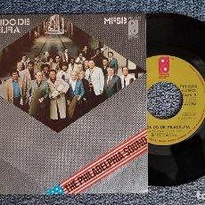 Discos de vinilo: MFSB - EL SONIDO DE FILADELFIA / ALGO POR NADA. EDITADO POR CBS. AÑO 1.974. Lote 194721507
