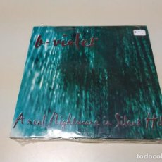 Discos de vinilo: 0220- B-VIOLET A REAL NIGHTMARE IN SILENT HILL SINGLE CD NUEVO PRECINTADO LIQUIDACIÓN!!. Lote 194722178
